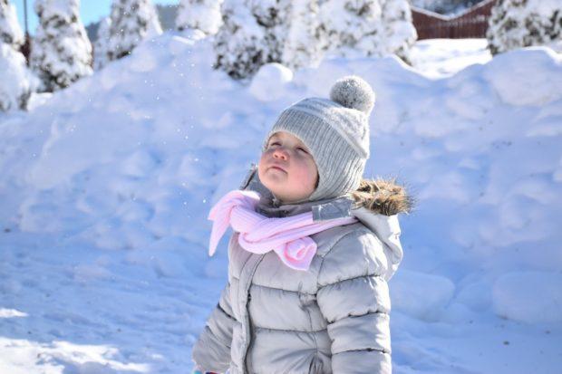 Vitamin D chybí dětem nejvíce v zimě
