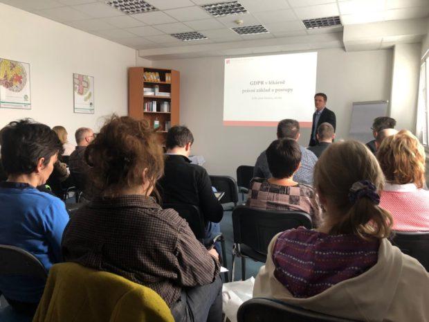 Apatyka servis připravila semináře o GDPR v lékárnách