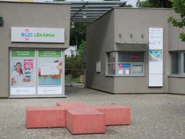 Medifin Lékárny s novým názvem i designem