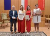 Studenti pardubické univerzity získali ocenění za vědecké práce