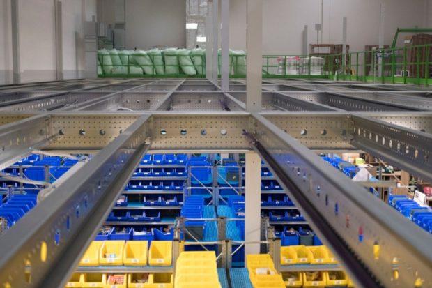 Lékárna.cz vybudovala nové distribuční centrum