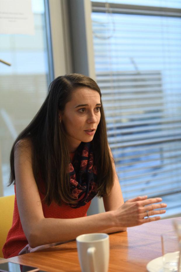 Marie Kolmačková, vedoucí trade marketingu společnosti Reckitt Benckiser