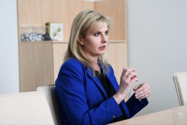 Iva Lízalová, training and development manager sítě lékáren Benu