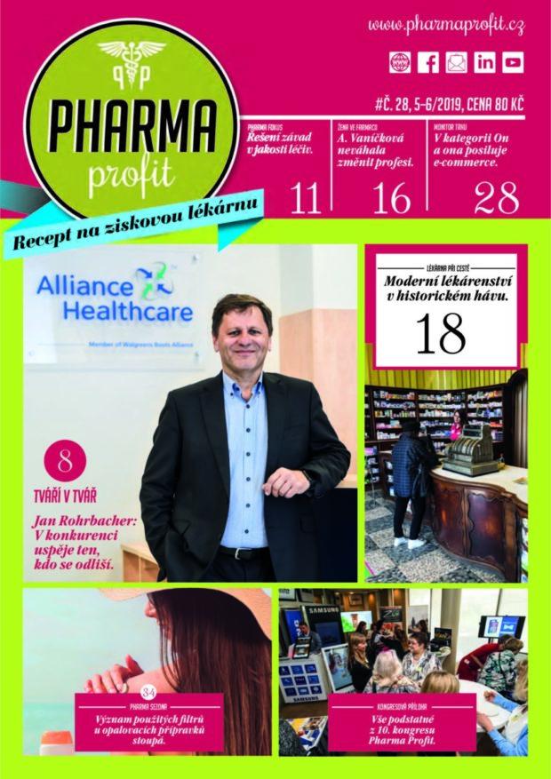 O čem si můžete přečíst v časopisu Pharma Profit 28/2019?