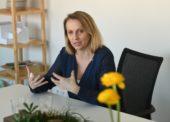 Andrea Vaníčková, zakladatelka a PR & marketing director společnosti La BiOrganica