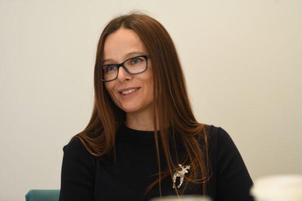 Marie Hinnerová, ředitelka vlastní značky Dr. Max