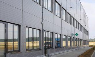 Dokončena nová logistická budova pro ViaPharmu