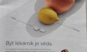Dr. Max spustil novou kampaň na podporu lékárnické profese