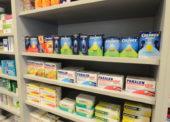 Lidé se začali zásobovat přípravky s paracetamolem