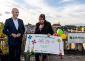 Společnost PHC rozdělila milion korun z dobročinných aktivit