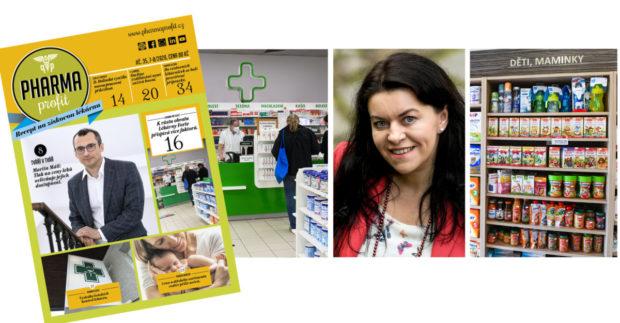 PP 35: výsledky loňských kontrol lékáren, výroba léčiv v kritické infrastruktuře, dětský sortiment