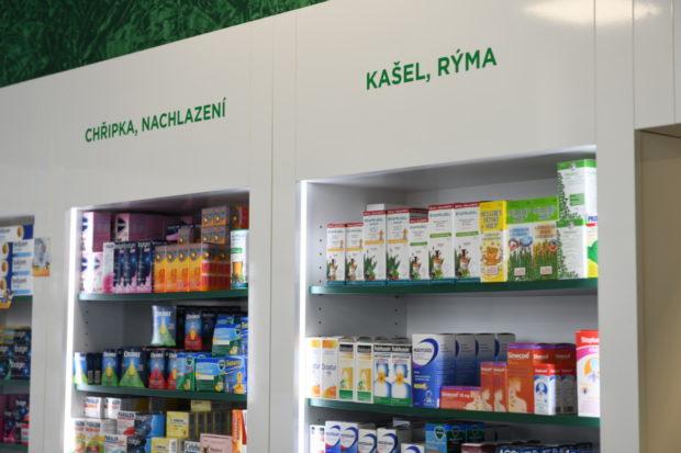Tržby z volně prodejných léků v 2. čtvrtletí nejen u nás klesly