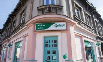 Síť Alphega lékáren má již 300 členů
