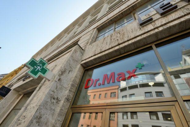Brněnská lékárna Dr. Max jedinou pohotovostí v celém kraji