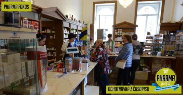 Lékárníci a hlášení podezření na nežádoucí účinky léčiv na SÚKL