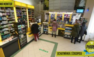 Při výběru analgetik hraje roli rada lékárníka i reklama