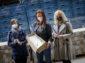 Dezinfekce za symbolickou cenu putovala do potravinových bank