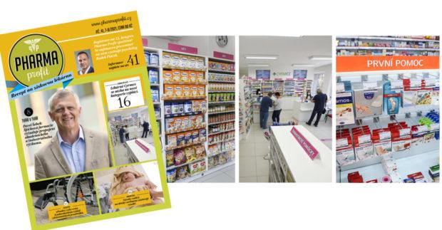 PP 41: Výzkum nových léčiv, cestovní lékárnička, dětský sortiment