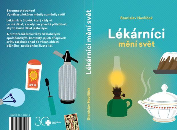 K výročí svého založení vydala ČLnK publikaci o vynálezech lékárníků